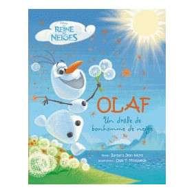 Olaf - Un drôle de bonhomme de neige