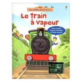 LE TRAIN (AVEC PETIT TRAIN A REMONTER )
